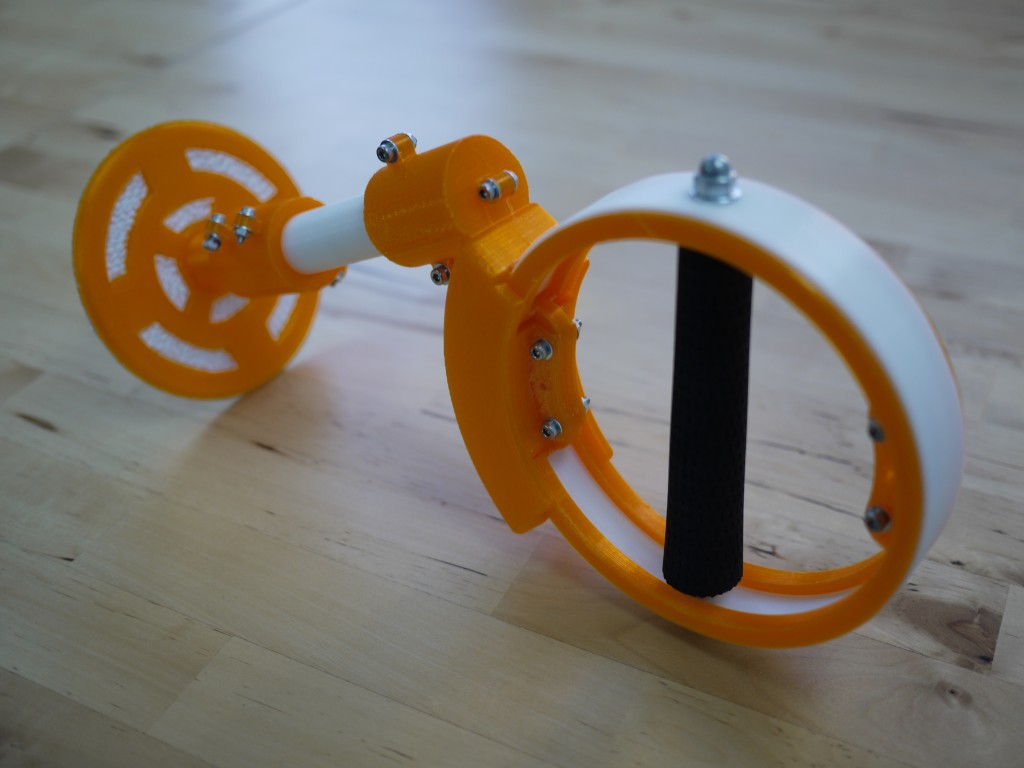 運動器具 プロトタイプ バージョン2